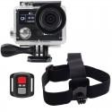 Kamera sportowa BML cShot5 4K + Akcesoria + Mocowanie na głowę