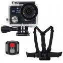 Kamera sportowa BML cShot5 4K + Akcesoria + Szelki do kamery