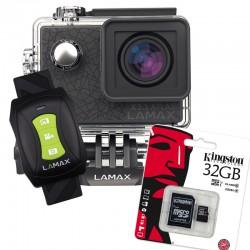 Kamera sportowa LAMAX X3.1 Atlas + AKCESORIA