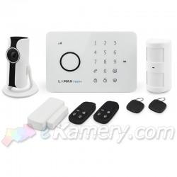 Bezprzewowodwy system alarmowy Shield Plus by LAMAX Tech