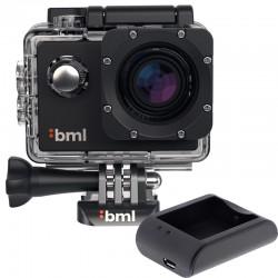 Kamera sportowa BML cShot1 4K + Akcesoria