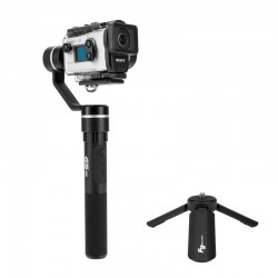G5 GS gimbal Feiyu Tech kamer sportowych SONY + Oryginalny statyw (tripod)