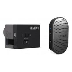 REMOVU M1+A1 Wodoodporny i bezprzewodowy mikrofon do GoPro HERO 4/3