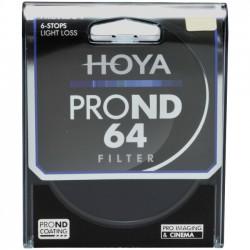 HOYA FILTR SZARY PRO ND 64 58 mm