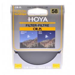 HOYA FILTR POLARYZACYJNY PL-CIR SLIM 58 mm