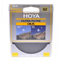 HOYA FILTR POLARYZACYJNY PL-CIR SLIM 62 mm