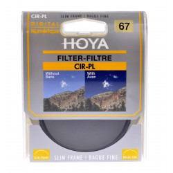 HOYA FILTR POLARYZACYJNY PL-CIR SLIM 67 mm