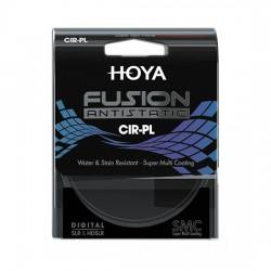 HOYA FILTR POLARYZACYJNY FUSION ANTISTATIC 55 mm