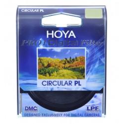 HOYA FILTR POLARYZACYJNY PL-CIR PRO1D 37 mm