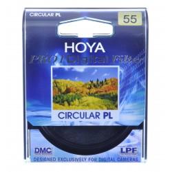 HOYA FILTR POLARYZACYJNY PL-CIR PRO1D 55 mm