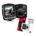 Wideorejestretor LAMAX Drive C3 + karta pamięci 32GB Kingston ★★★EDYCJA LIMITOWANA★★★