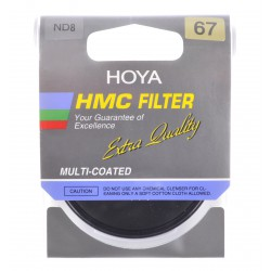 HOYA FILTR SZARY NDX8 HMC 67 mm