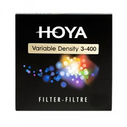 HOYA FILTR VARIABLE DENSITY 62 mm