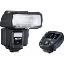 Lampa błyskowa Nissin i60A + Air10s Sony (zestaw)