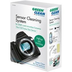 Green Clean Zestaw do czyszczenia matryc - Full Frame