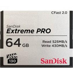 KARTA SANDISK EXTREME PRO CFAST 2.0 64 GB 525MB/s VPG130
