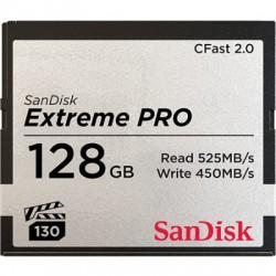 KARTA SANDISK EXTREME PRO CFAST 2.0 128 GB 525MB/s VPG130