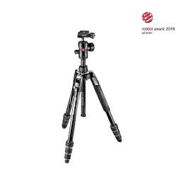 MANFROTTO akcesoria fotograficzne BEFREE Advanced Twist czarny
