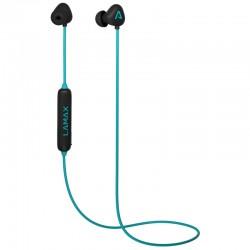 Słuchawki bezprzewodowe Bluetooth z wbudowanym mikrofonem - LAMAX Tips1 turkusowe