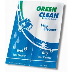 Green Clean Zestaw ściereczki mokra + sucha - 10 kpl.