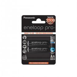 PANASONIC ENELOOP PRO R6/AA 2500mAh – 2 szt blister