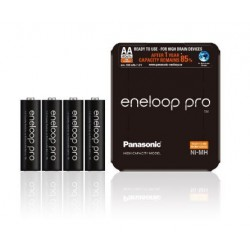PANASONIC ENELOOP PRO R6/AA 2500mAh – 4 szt sliding pack