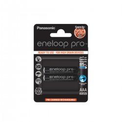 PANASONIC ENELOOP PRO R03/AAA 930mAh - 2 szt blister
