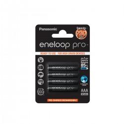 PANASONIC ENELOOP PRO R03/AAA 930mAh - 4 szt blister