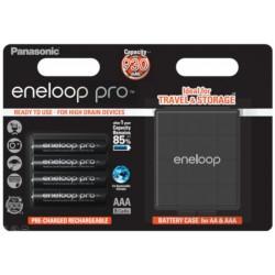 PANASONIC ENELOOP PRO R03/AAA 930mAh – 4 szt blister + box
