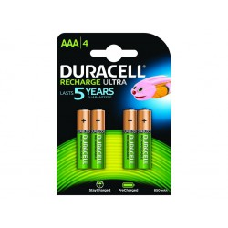 Duracell Akumulator HR03-A, AAA 850mAh 1,2V 4szt.
