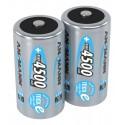 Ansmann Zestaw akumulatorów NiMH Rechargeable battery C / HR14 4500 mAh max 2 pcs.
