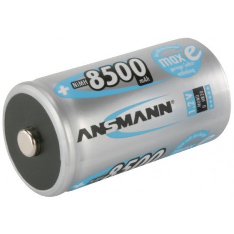 Ansmann Akumulator NiMH Rechargeable battery D / HR20 8500 mAh max 1 pcs.