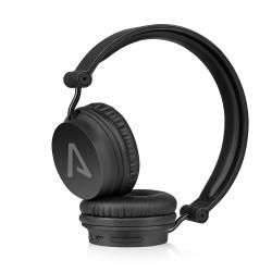 Słuchawki bezprzewodowe Bluetooth z wbudowanym mikrofonem - LAMAX Beat Blaze B-1 ★★★BLACK EDITION★★★