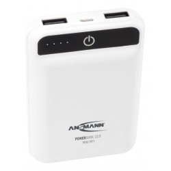 Powerbank Ansmann 10.8 mini white 10000 mAh