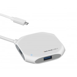 BML 4hub USB-C - rozdzielacz USB 4 porty