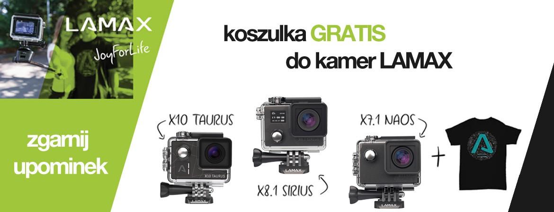 Kamera sportowa LAMAX ACTION X6